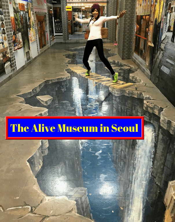 Living for the Alive Museum – Seoul