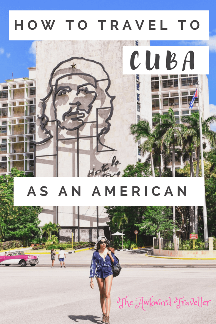 How To Travel To Cuba As An American Citizen